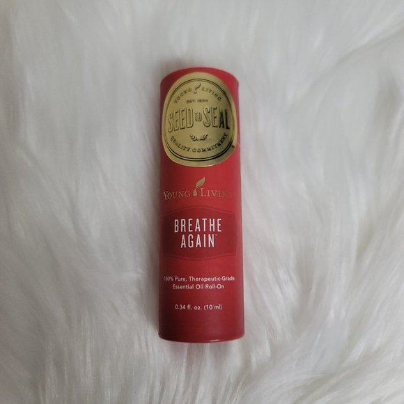 Young Living Breathe Again Essential Oil Roll-on